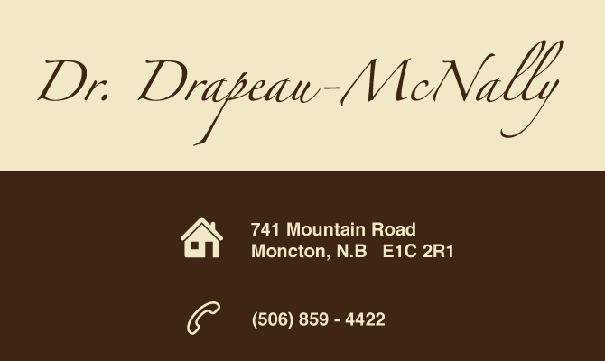 Dr. Drapeau-McNally