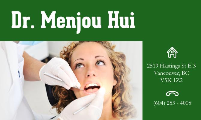 Dr. Menjou Hui