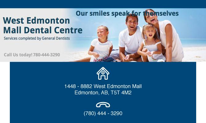 West Edmonton Mall Dental Centre