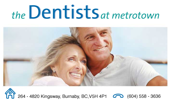 Dentists at Metrotown
