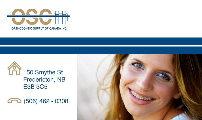 Orthodontic Supply of Canada Inc