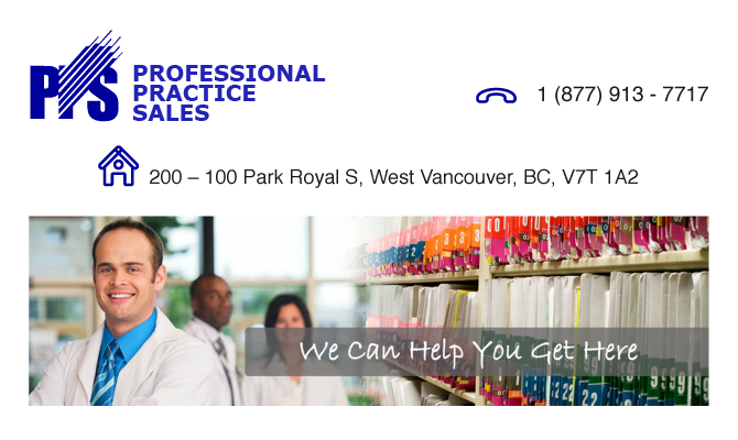 Professional Practice Sales