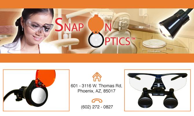 Snap On Optics