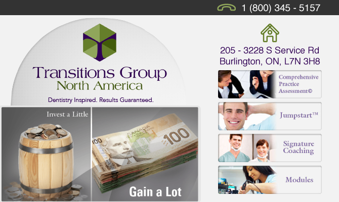 Transitions Group North America