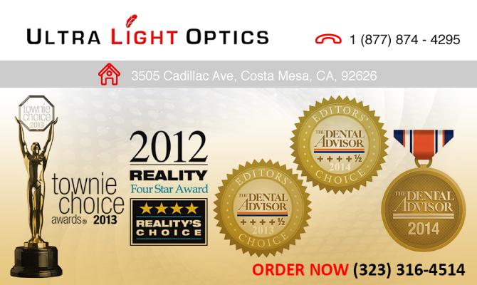 Ultra Light Optics