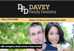 Dr. Randy Davey Family Dentistry -Owen Sound, Ontario
