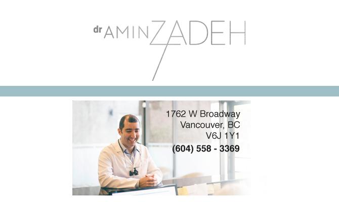 Dr. Amin Zadeh