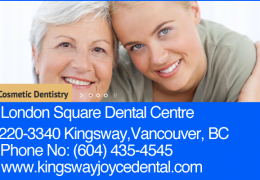 London Square Dental Centre | Dr. Ikbal Virji