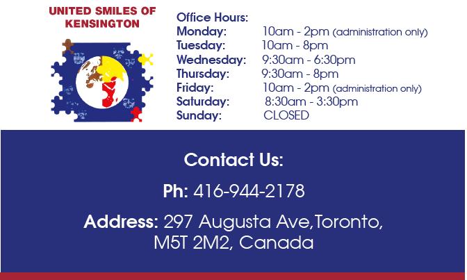 United Smiles of Kensington Dental Office ! Dr Ron Nazon