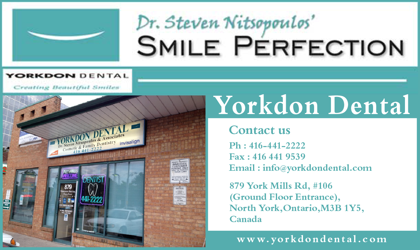 Dentist in North York ON