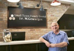 Small Town Family Dental – Dr. M. Gewarges