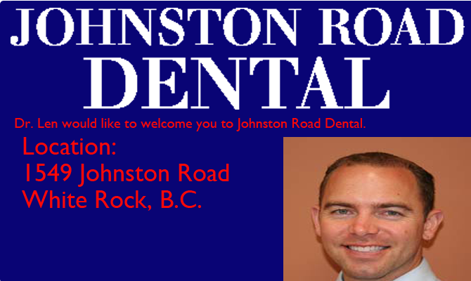 Johnston Road Dental!Dr. Christian Len