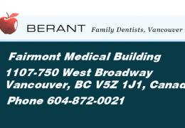 Berant Family Dentists Vancouver