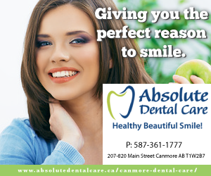 canmore dentist