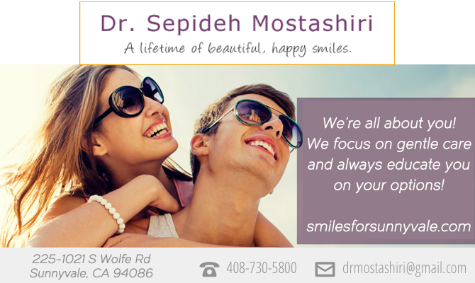 Dr. Sepideh Mostashiri, DDS