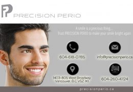 Precision Periodontics Vancouver | Dr. Ivy Wu Dentist in Vancouver