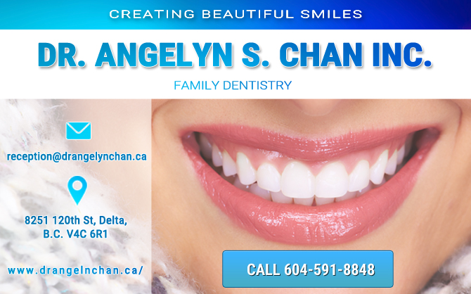 Dr. Angelyn Chan Inc | Family Dentists In Delta