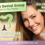Boisson Dental Group | Grande Prairie Family Dentistry