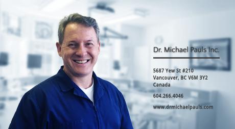 Dr. Michael Pauls Inc.| Vancouver Dentist