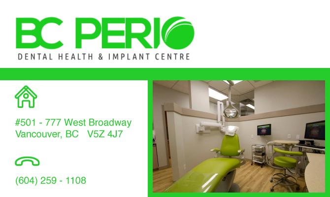 BC Perio Dental Health and Implant Centre