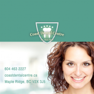 Coast Dental Centre – Maple Ridge Dentistry