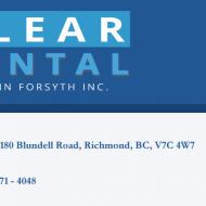 Clear Dental Centre Richmond Dentist Vancouver Dentists