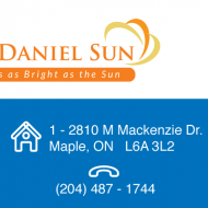 Dr. Daniel Sun