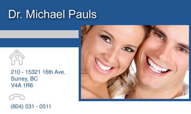 Dr. Michael Pauls