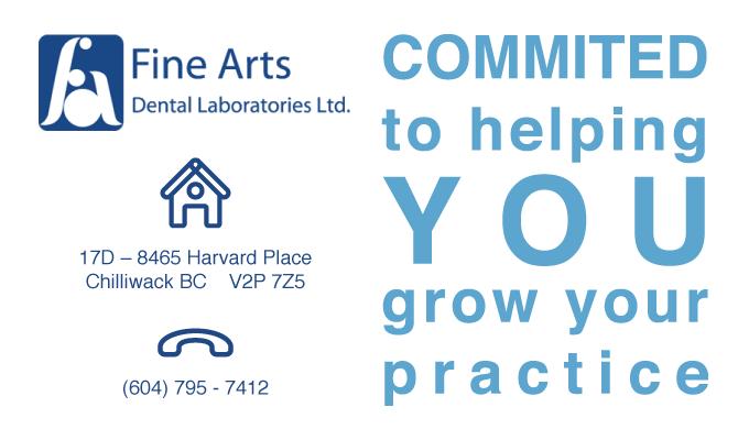 Fine Arts Dental Laboratories – Fraser Valley