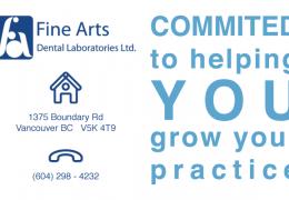 Fine Arts Dental Laboratories – Vancouver