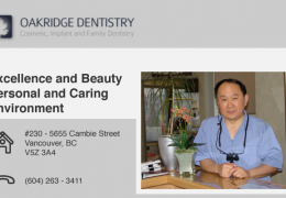 Oakridge Dentistry
