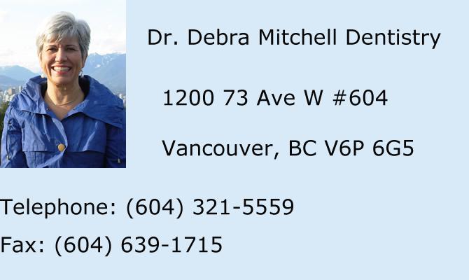 Dr. Debra Mitchell Dentist