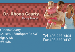 Dr Rhona Gearty