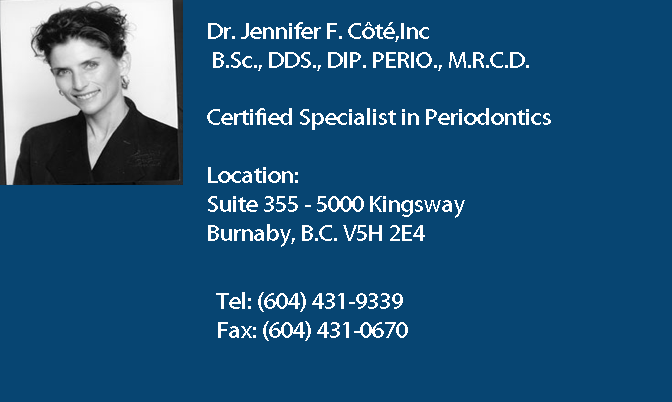 Dr. Jennifer F. Côté Inc