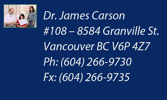 Dr. James Carson-Endodontics