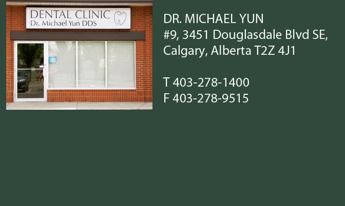 DR. MICHAEL YUN