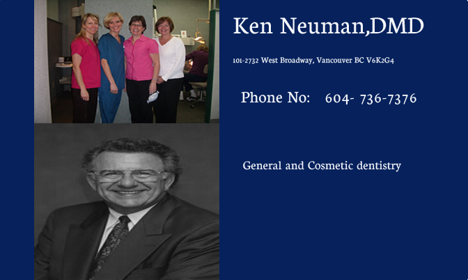 Dr. Neuman General dentistry