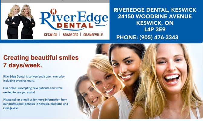 RiverEdge Dental Keswick