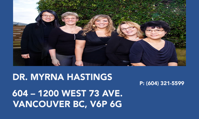 Dr. Myrna Hastings  Dental Office