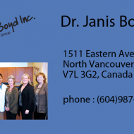 Dr. Janis Boyd North vancouver Dental Group