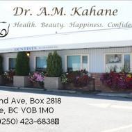 Dr. A.M .Kahane