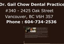 Dr. Gail Chow Dental Practice