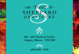 Dr. Todd S. Sheppard