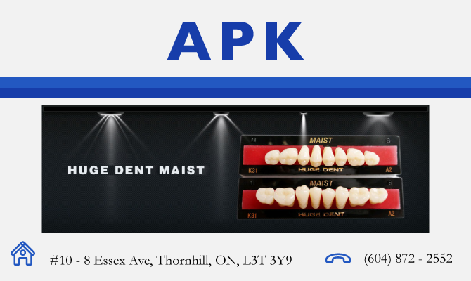 APK Instrument Canada Inc