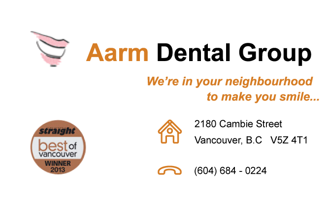 Aarm Dental Group Cambie