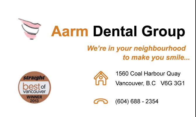 Aarm Dental Group Coal Harbour