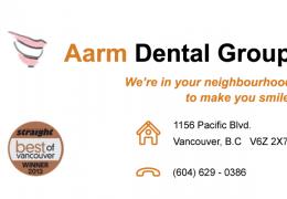 Aarm Dental Group Yaletown