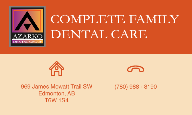 Azarko Complete Family Dental Care  –  SOUTH