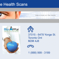 Blueapple Health Scans