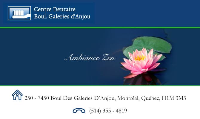 Centre Dentaire Boulevard Galeries D'Anjou